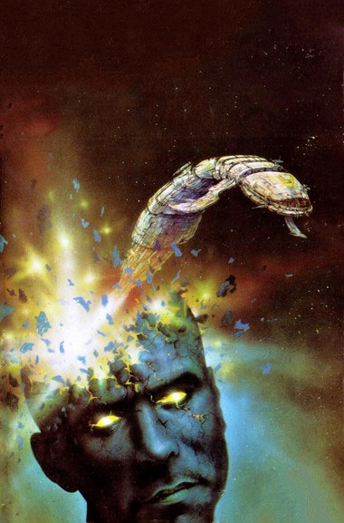 Brian Froud - Spaced Out, 1977