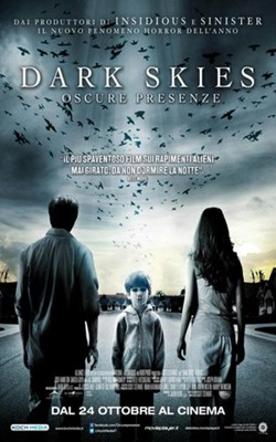 Dark Skies-Oscure presenze di Scott Stewart