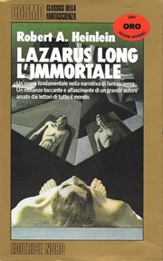 Lazarus Long - L'immortale