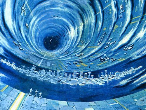 Le cronistorie: RAMA di Arthur C. Clarke
