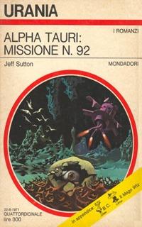 Alpha Tauri Missione n. 92