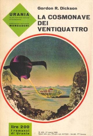 La cosmonave dei ventiquattro