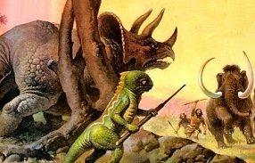 L'ucronia assoluta: il libro degli Yilanè (Eden)