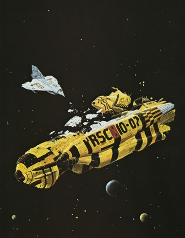 Chris Foss art