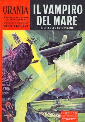 Cover by Luigi Garonzi