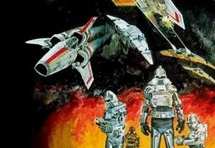 "Setie TV: ""Galactica"" (Battlestar Galactica, 1978-1980)"