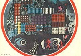 "Speciale P.K.Dick – ""Vulcano 3"" (Vulcan's Hammer, 1960)"