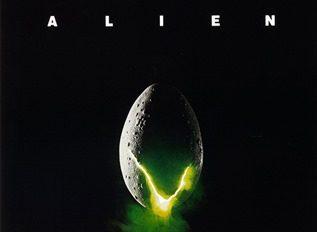 "Film: ""Alien"" (Alien, 1979) diretto da Ridley Scott"