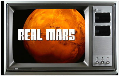 Real Mars on TV