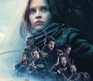 "Film: ""Rogue One: A Star Wars Story"" (Rogue One: A Star Wars Story, 2016) diretto da Gareth Edwards"