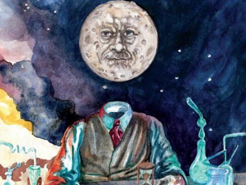 """In libreria: """"Alla conquista della Luna"""" di Emilio Salgari"""