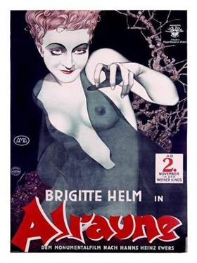 Alraune1928poster