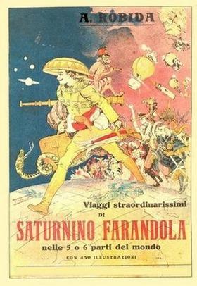 Le avventure straordinarissime di Saturnino Farandola