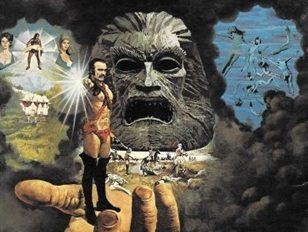 """Recensione: """"Zardoz"""" (1974) di John Boorman & Bill Stairs (inedito in Italia)"""