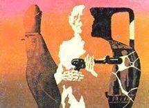 """Fantacitazioni: EDMUND COOPER """"Uomini e androidi"""" (The Uncertain Midnight, 1958)"""