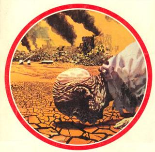 Terra Bruciata - Karel Thole