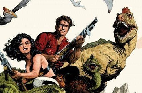"""Fumetti di fantascienza: """"Xenozoic Cadillacs e Dinosauri"""" e """"Xenozoic – I Signori della Terra"""" (Xenozoic Tales, Febbraio 1987 – Ottobre 1996) di Mark Schultz"""