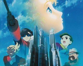 Film: METROPOLIS (メトロポリス Metoroporisu, 2001) diretto da Rintaro