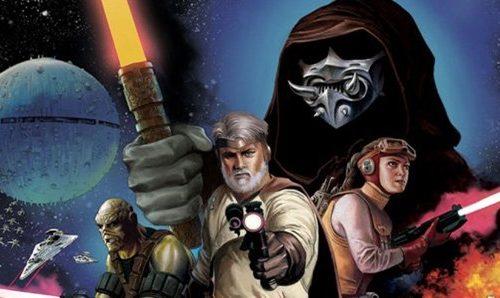 Fumetti di fantascienza: LE GUERRE STELLARI (The Star Wars, 2014) di George Lucas, Mike Mayhew, Jonathan W. Rinzler