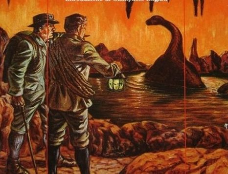 I Classici della SF: VIAGGIO AL CENTRO DELLA TERRA (Voyage au centre de la Terre, 1864) di Jules Verne