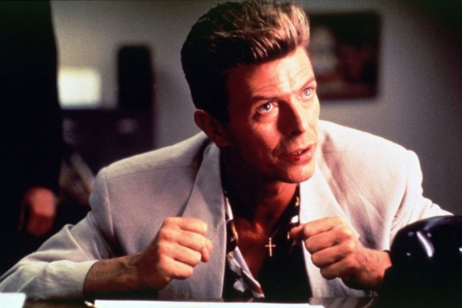 Bowie in Twin Peaks, Fuoco Cammina Con Me (1992)