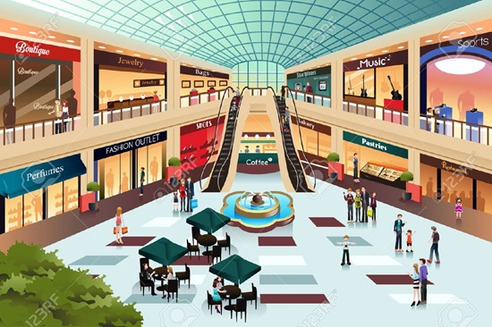5 - vector-illustration-of-scene-inside-shopping-mall