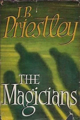 3 - The Magicians Priestley