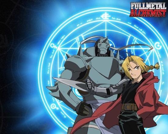5 - Fullmetal Alchemist