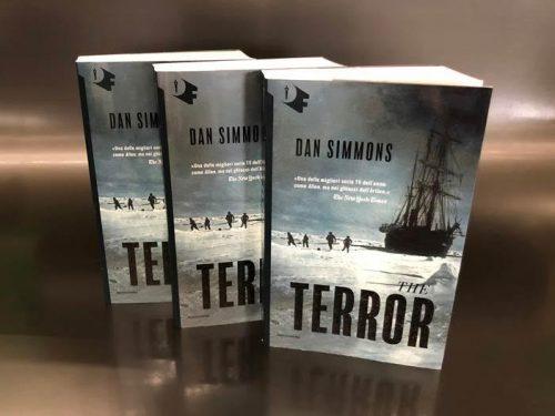 Recensione: THE TERROR (The Terror, 2007) di Dan Simmons