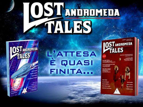 Andromeda torna in edizione cartacea!