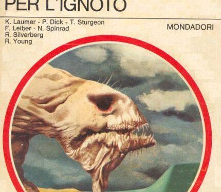 SETTE CHIAVI PER L'IGNOTO, un'antologia del 1967
